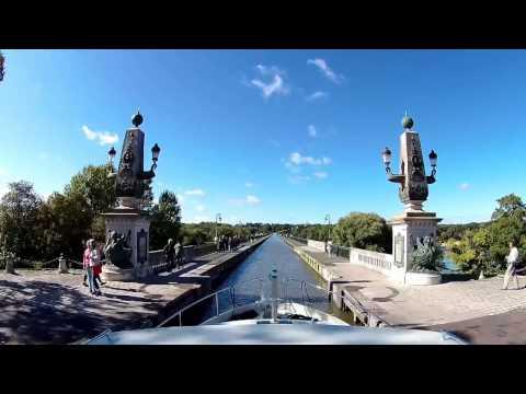 Briare Aqueduct, France (Canal)