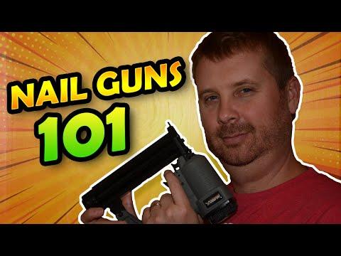 Buying the Right Nail Gun