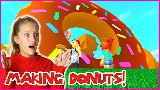 Download MAKING GIANT DONUTS! Video