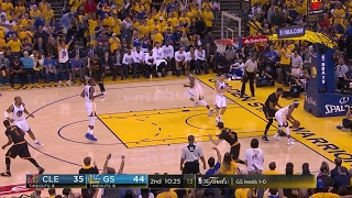 Quarter 2 One Box Video :Warriors Vs. Cavaliers, 6/3/2017