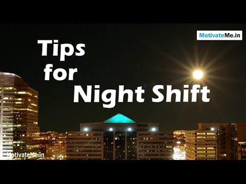 7 Tips to Keep Yourself Awake and Productive at Night Shift