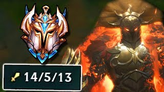 This is What a CHALLENGER REWORK PANTHEON JUNGLE looks like! | PantsAreDragon