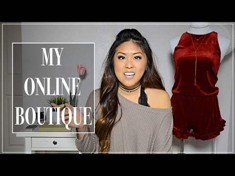 The Launch Of Mel Rous | My Online Boutique!