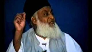 Blessings and Tribulations both are Tests from Allah - Dr Israr Ahmed