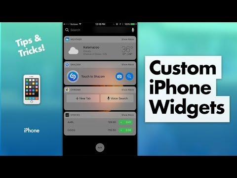 How to Customize Your Widgets on iPhone