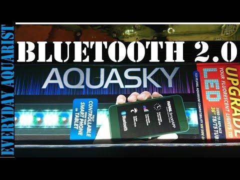 Fluval Aquasky 2.0 LED Bluetooth Review