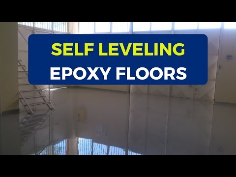 Self Leveling Epoxy Floors: An introduction