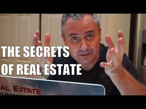 LEARN THE SECRETS OF REAL ESTATE: Disasters. Divorce. And Motivation To Keep Going.