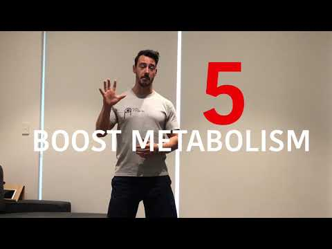 How to increase your Metabolism in 5 MINUTES