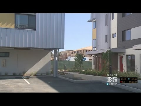 Alameda Apartment Complex To Provide Housing For Low-Income Families