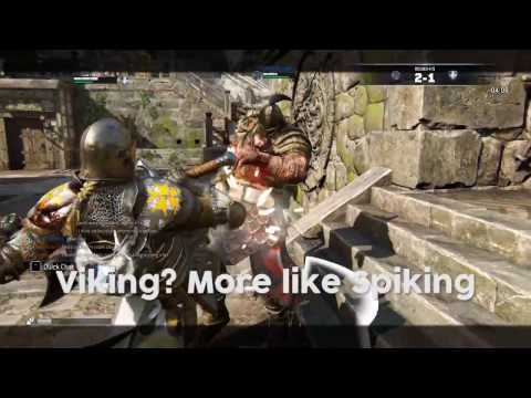 For Honor - Let's go Wreck