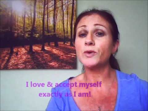 6 June 2012 I love and accept myself exactly as I am