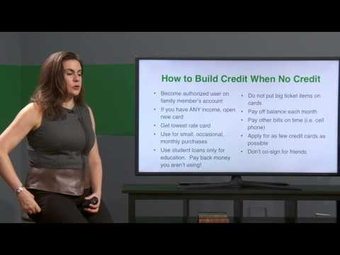 Personal Finance Basics How To Raise Your Credit Score
