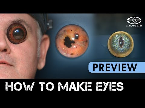How to Make Eyes: Puppets, Masks & Makeups - PREVIEW