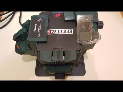 Parkside Tool Sharpening Stationpss 65 Vidlyxyz