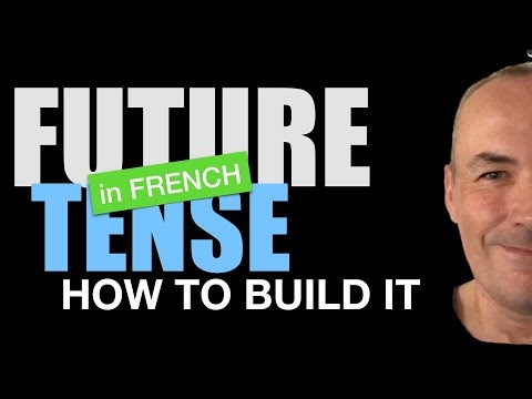 How to get French Future Tense