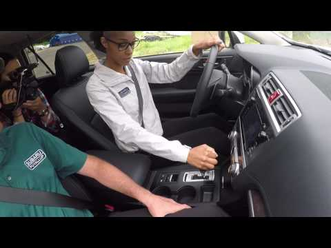 Subaru EyeSight Demo: Adaptive Cruise Control and Lane Keep Assist Review