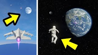 GTA 5 - You Can Fly to Space & Visit Other Planets