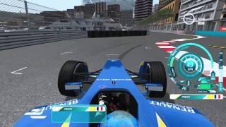 [wcp Series - Formula E 14/15] - Monaco Eprix Circuit (onboard Nicolas Prost)