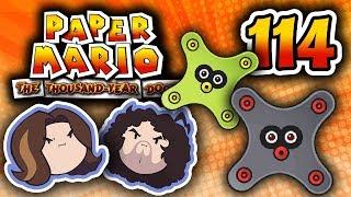 Paper Mario TTYD: Quizmasters - PART 114 - Game Grumps