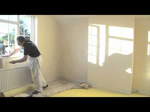 Decorating after applying Sempatap Thermal Solid Wall Insulation