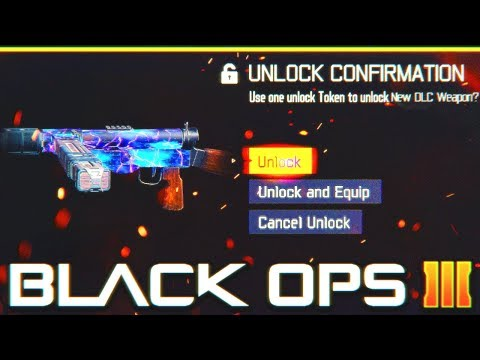 new dlc weapons after 1.29 update... (what happens?) - black ops 3