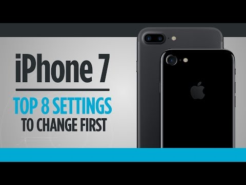 Top 8 iPhone 7 Settings to Change First