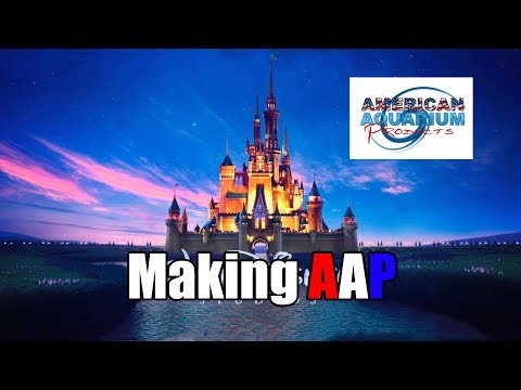 The Making of American Aquarium Products AAP w/ Carl Strohmeyer