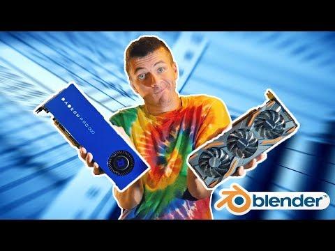 the best GPU for Blender?