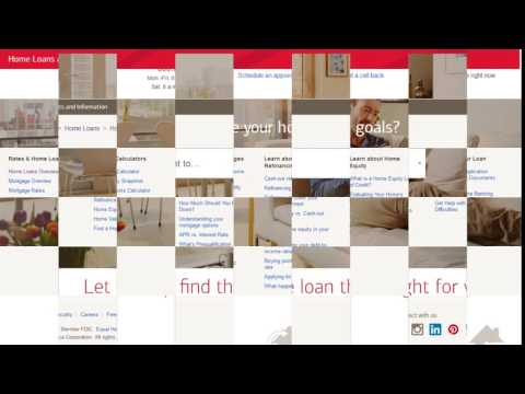 Home Loan Rates & Calculators from Bank of America