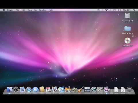 Burning data CD di Mac.m4v