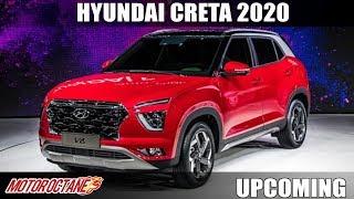Hyundai Creta 2020 Interior Revealed | Hindi | MotorOctane