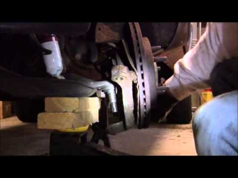 How to Replace a Lower Ball Joint on a Ford F-150 Part 2
