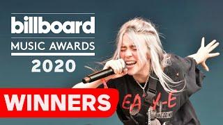 Billboard Music Awards 2020 - Winners [BBMAs 2020]