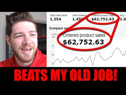 How I Make $60,000/Month on Amazon Selling Other People's Products