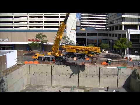 Crane for Steel Erection