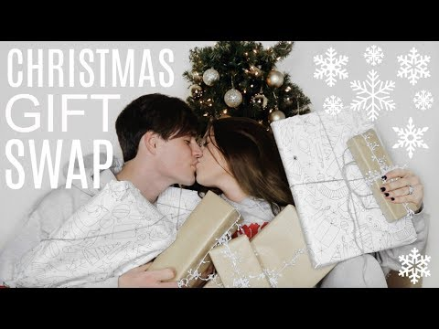 MARRIED CHRISTMAS GIFT SWAP | What I got for Christmas 2017