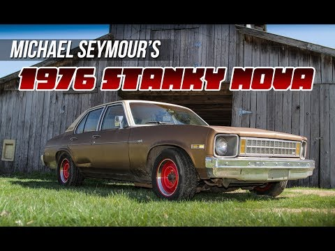 Michael Seymour's Stanky Nova