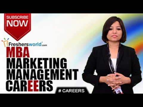CAREERS IN MARKETING MANAGEMENT – BBM,MBA,Research Analyst,Business School,Recruiters,Salary Package