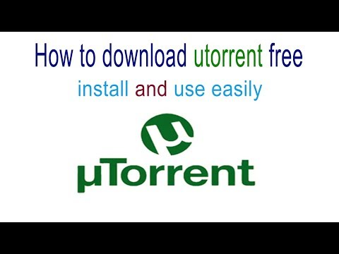 free download utorrent | install | use On Windows 7,8,10 in hindi
