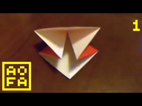 How to make an Origami Preliminary / Square Base ...for all (01)
