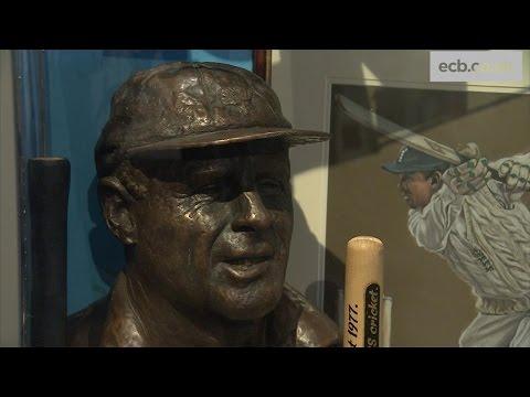 The history of Headingley - Yorkshire County Cricket Club museum