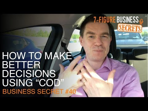 How To Make Better Decisions Using