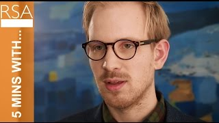 5 Minute Life Lessons with Rutger Bregman