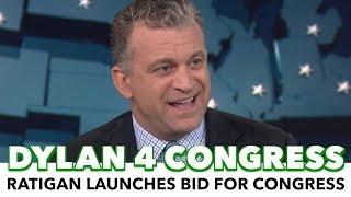 Ex-MSNBC Host Launches Run For Congress