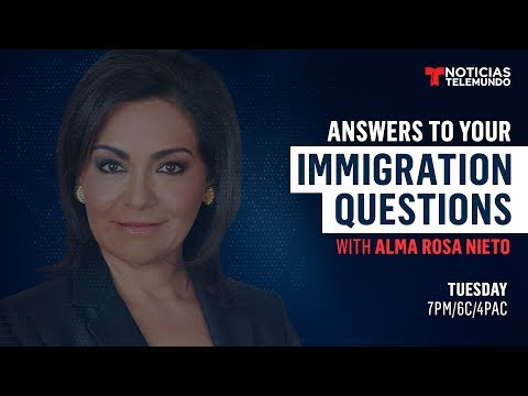 Immigration attorney answers your questions live.
