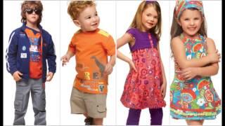 8d298f26e تشكيلة كوكلشن ملابس الاطفال لفصل الربيع بالوان بتجنن 2017