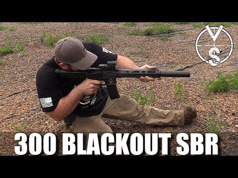 300BLK SBR Run & Gun