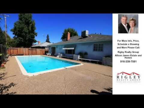 1909 65th Ave, Sacramento, CA Presented by Rigley Realty Group.