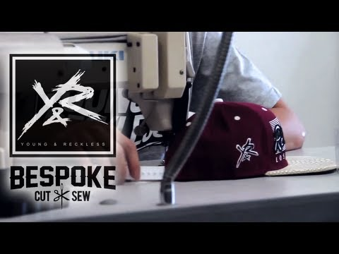 How to Customize a Snapback / Strapback (feat. Bespoke Cut & Sew)